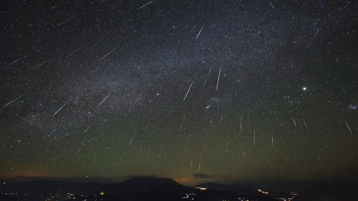 Воронежцы увидят метеорный поток Геминиды в ночь на 14 декабря