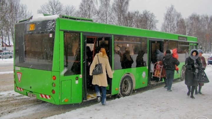В Воронежской области все пригородные автобусы оснастят тахографами