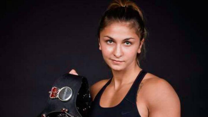 Воронежская спортсменка Татьяна Зражевская стала чемпионкой мира по боксу