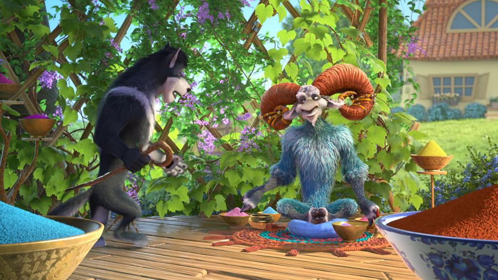 Воронежская студия Wizart Animation рассказала о сюжетах двух новых мультфильмов