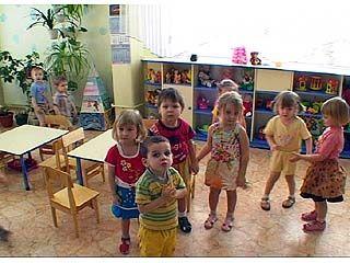 1 сентября в Железнодорожном районе в детские сады пойдут на 18 дошколят больше