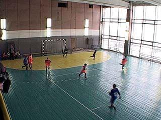 11 команд приняли участие в соревнованиях по мини-футболу