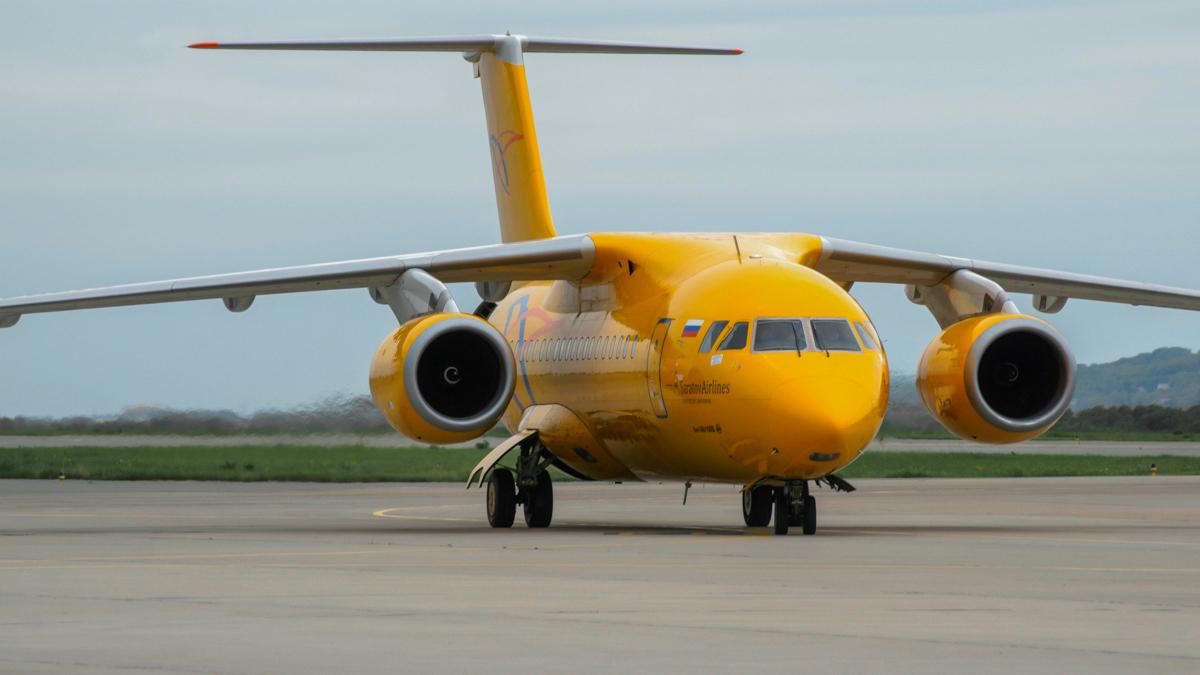 СК возбудил уголовное дело после крушения Ан-148 воронежского производства