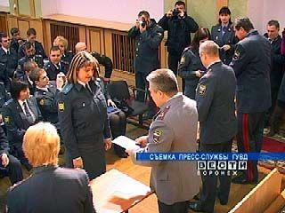 139 курсантов получили дипломы Воронежского института МВД России