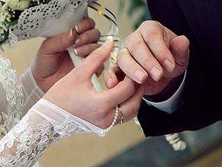 14 февраля в Воронеже ждут свадебного бума