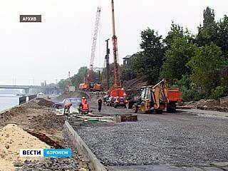 15 из 16 улиц исторического центра Воронежа отремонтировали
