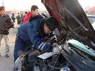 160 автомобилей не прошли проверку регистрационного отдела ГИБДД