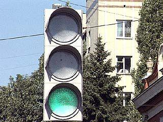 19-ый светофор нового поколения установлен в Воронеже