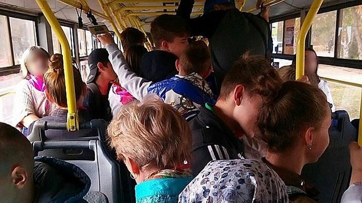 Жительница Воронежа: «Пассажирка маршрутки избила моего 3-летнего сына»