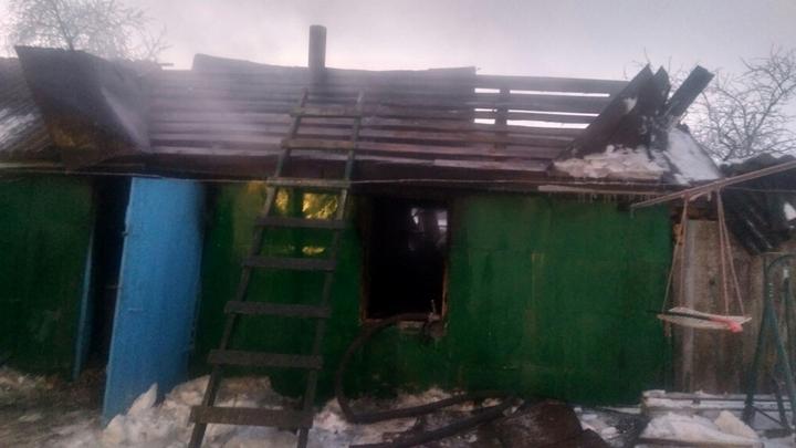 Уборщица из воронежского села ответит за трёх заживо сгоревших психически больных женщин