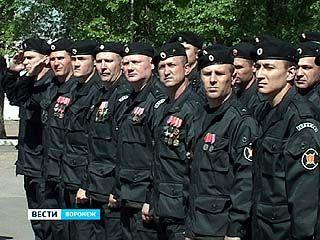 20 лет исполнилось Воронежскому спецназу службы исполнения наказаний