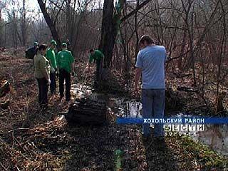2008 год в Воронежской области объявлен Годом малых рек