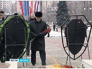 25 января - 70 лет назад Воронеж освободили от немецко-фашистских захватчиков
