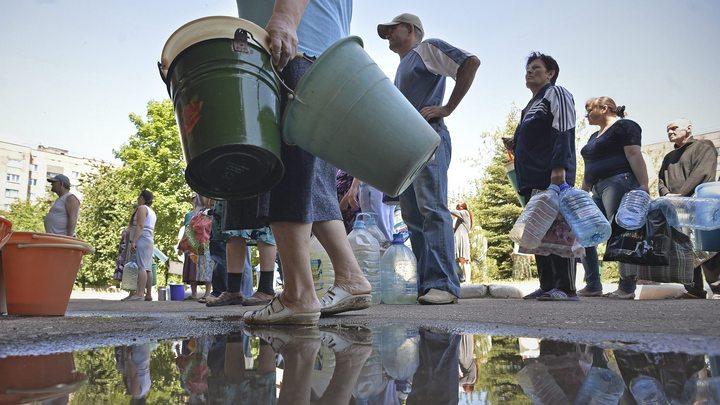 В Воронеже расширили список мест, где можно набрать воду в период массовых отключений