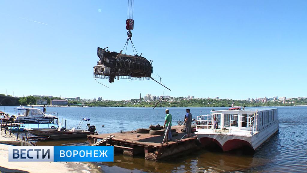 Воронежские власти отказались от установки «Меркурия» в парке «Алые паруса»