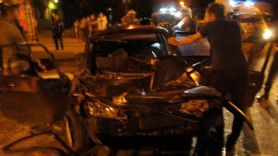 Водитель «ВАЗа» ответит в суде за гибель двух воронежцев в ДТП на Машиностроителей