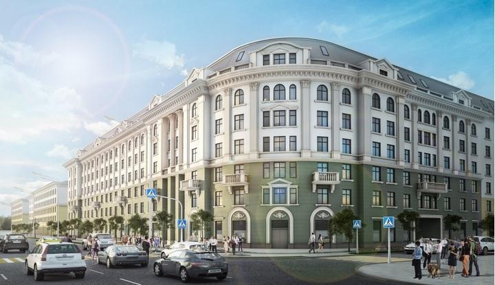 «Выбор» представит новый вариант многоэтажки на месте «дома-убийцы» в Воронеже до конца весны