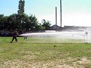 34 команды участвовали в чемпионате по пожарно-прикладному спорту
