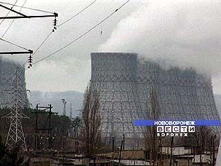4-ый блок Нововоронежской АЭС остановлен