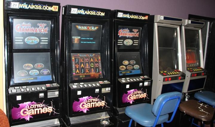 в воронеже закрыли игровые автоматы 2011