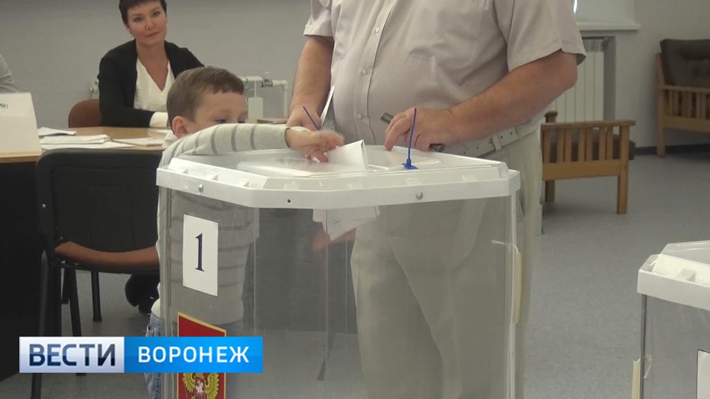 В Воронеже обновили состав городской избирательной комиссии