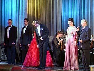 48 театральный сезон открыли в Воронежском оперном театре