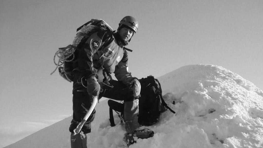 В Воронеже простились с погибшим в горах Таджикистана альпинистом