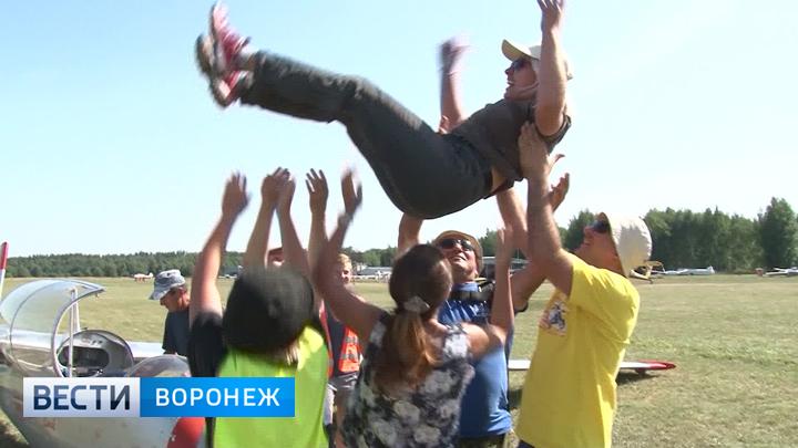 Воронежцы стали вторыми на Чемпионате России по планерному спорту