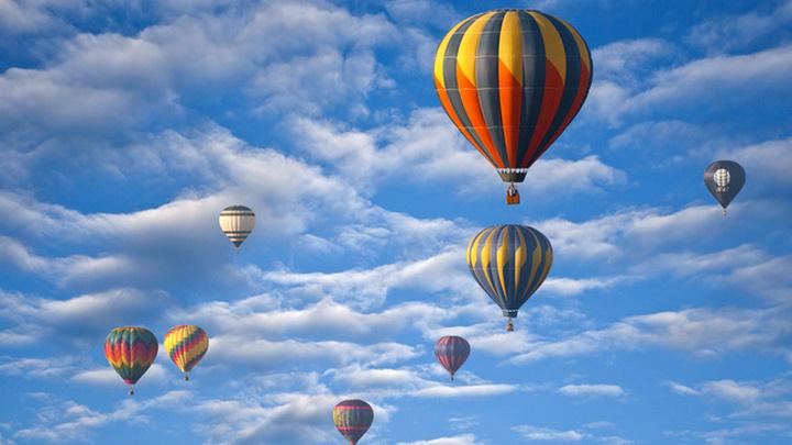 В Воронеже пройдёт бесплатное шоу воздушных шаров