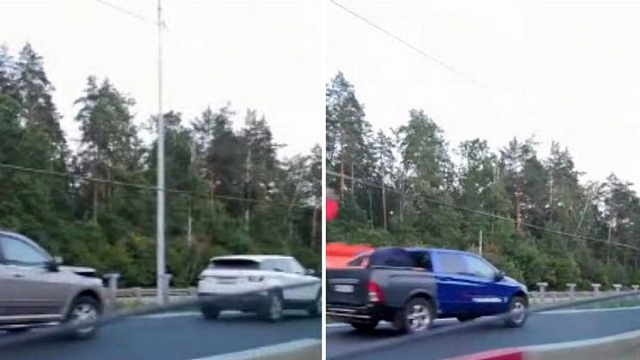 В ДТП с 5 автомобилями на трассе под Воронежем пострадала девочка