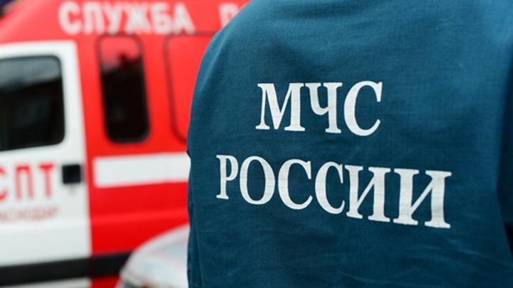 Очевидцы: в Воронеже в жилом доме, в котором находится детсад, произошёл пожар
