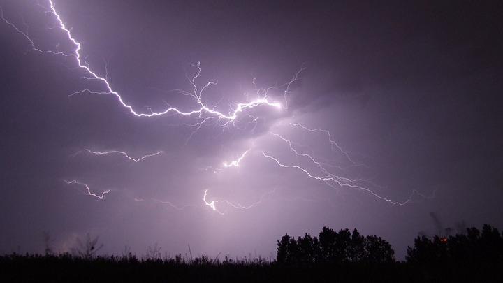 Спасатели предупредили о дождях и грозах в Воронежской области