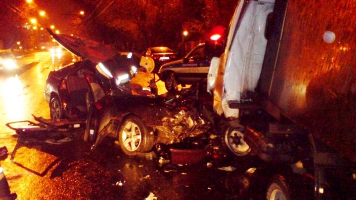 В Воронеже виновника пьяного ДТП осудили за гибель троих парней