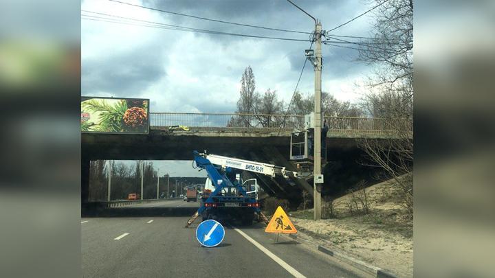 В Воронеже вновь установили новые камеры фиксации нарушений ПДД