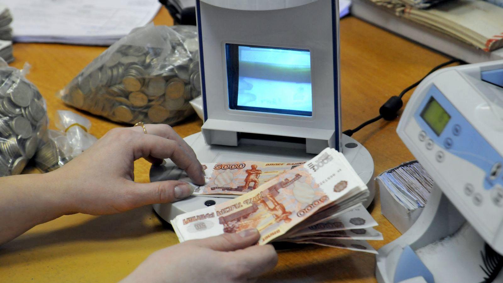 выдача зарплаты из кассы из полученных займов