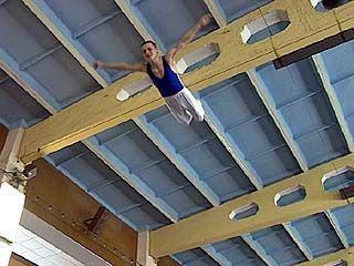 600 спортсменов приняли участие в первенстве по прыжкам на батуте