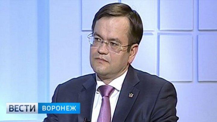 Андрей Ревков покинул правительство Воронежской области