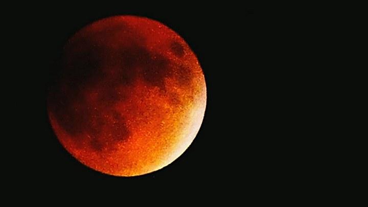 Жители Воронежской области увидят «кровавую» Луну вечером 7 августа