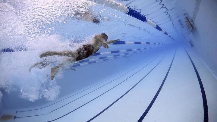 В воронежском парке «Южный» в сентябре откроется спорткомплекс с бассейнами