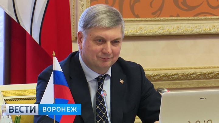 Глава региона определился с составом конкурсной комиссии по выборам мэра Воронежа