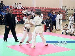 70 спортсменов участвовали в турнире по ашихара-каратэ