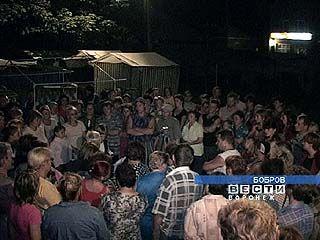 700 предпринимателей Боброва объявили забастовку