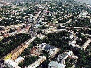 75 лет исполняется Ленинскому району Воронежа