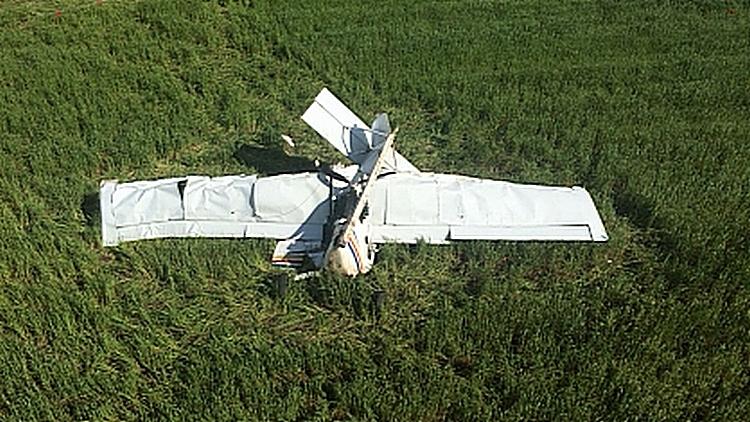 СК возбудил уголовное дело после крушения самолёта в Воронежской области