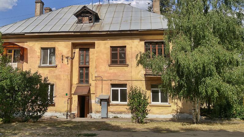 На окраине Воронежа вместо ветхих домов появятся многоэтажки