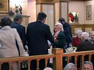 80 воронежских ветеранов побывали на торжественном приёме у главы города