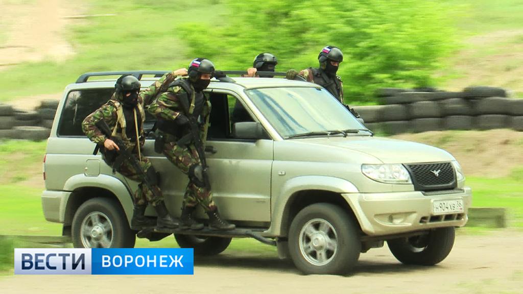 Как Росгвардия готовится обеспечить безопасность футболистов и болельщиков в Воронеже