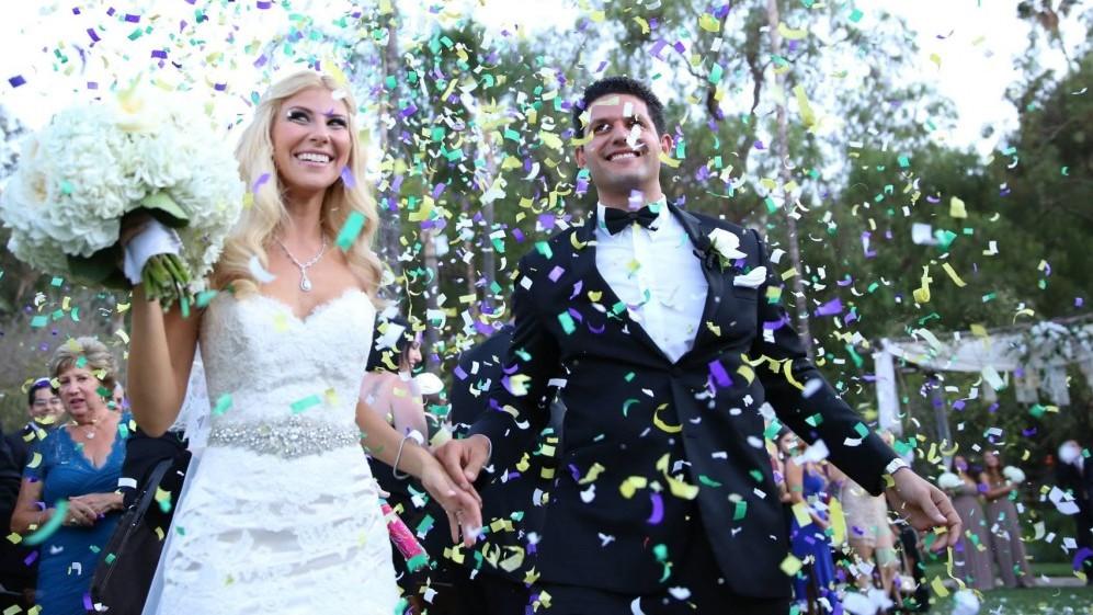 В Воронежской области в дни «трёх восьмёрок» ожидается свадебный бум