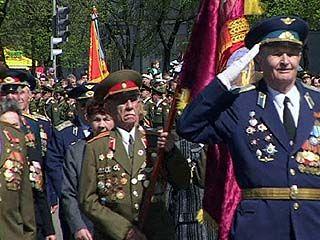 9 мая праздничные торжества прошли и в Воронеже