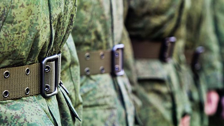 Около 2 тыс. воронежцев уйдут в армию в осенний призыв-2017